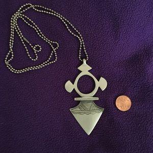 Vanessa Mooney tribal style necklace